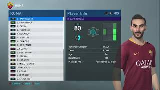 FINAL UPDATE PES 2019 PS4 OPTION FILE KITS TRANSFER SUMMER 2019-2020 up to 2 -9- 2019