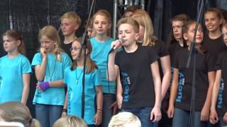 Lucky Kids Live @Cologne South Town Festival – Wir sind groß (Mark Forster)
