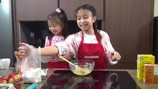 Cooked by Celine Tam - How To Cook Cookie