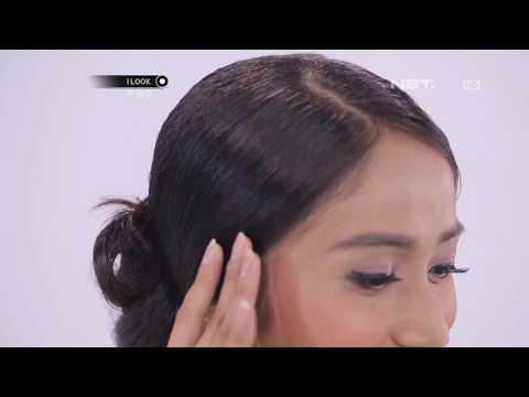 ILook - Hair Do Sleek Updo Fot Graduation