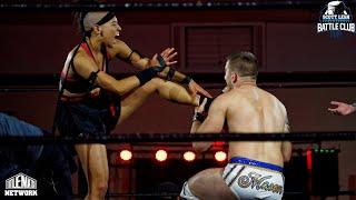 Janai Kai vs Saieve Al Sabah vs Charles Mason vs Graham Bell (Intergender) Battle Club Pro