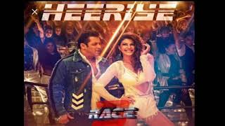 Heeriye Mp3 Song - Race 3 | Salman Khan & Jacqueline | Meet Bros ft. Deep Money, Neha Bhasin