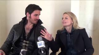 Once Upon a Time Set Interview: Colin O