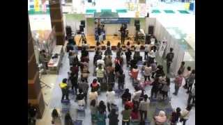 """2012/3/27""""ハイファイキャンプ47都道府県モールTour"""" ~ヒカリ灯してい..."""