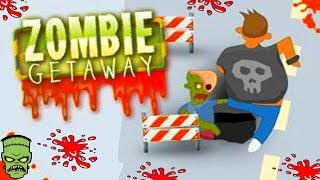 ZOMBIE GETAWAY - GAMEPLAY!!! - EPIC FREE GAME (HD)