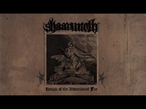 Shaarimoth - Temple of the Adversarial Fire [Full Album - Official]