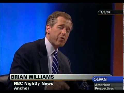 brian williams exaggerates about what actually happened in katrina youtube. Black Bedroom Furniture Sets. Home Design Ideas