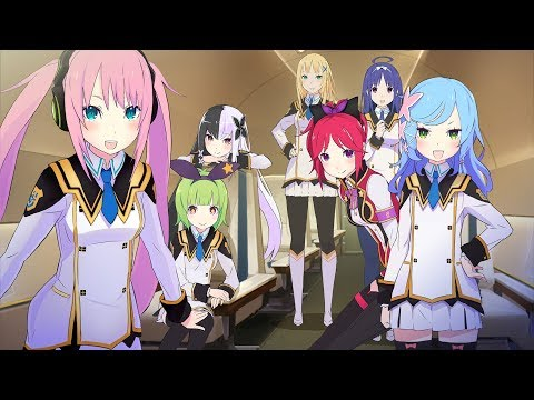 Conception II: Children Of The Seven Stars #1: Making Children With Girls In Order To Save The World
