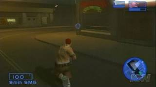 State of Emergency 2 PlayStation 2 Gameplay - Watch Out,