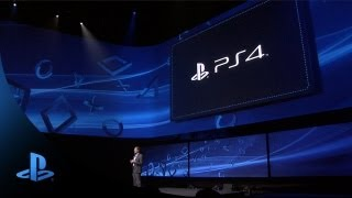 Playstation 4 Announcement Live Stream  Replay