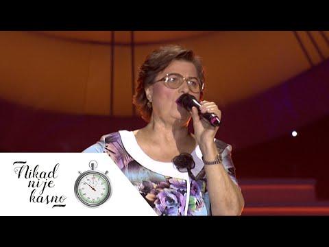 Dara Djurisic - Sve behara i sve cveta - (live) - Nikad nije kasno - EM 06 - 29.11.15.