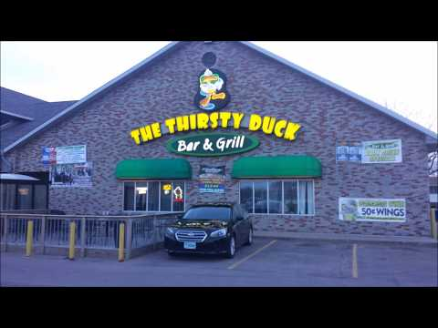 Sioux Falls Dive Bar Tour: The Thirsty Duck Bar and Grill