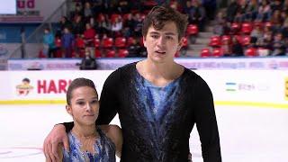 Дарья Павлюченко и Денис Ходыкин лидируют по итогам коротких прокатов! Короткая программа