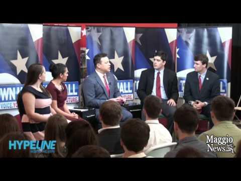 CBS Interviews Turning Point USA Millennials at West Palm Beach Conference