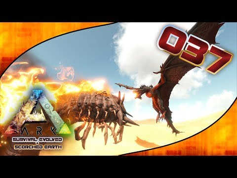 ARK TISE #037 🐲 TODESWURM-Jagd: lecker GRILLWURM! ARK Deutsch | German | Gameplay