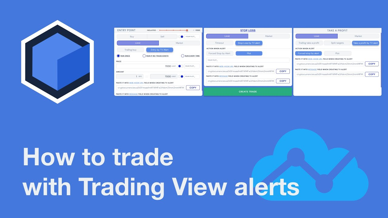 trade alerts cryptocurrency