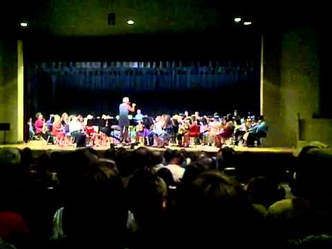 Hardin County Middle School Spring Concert 2011