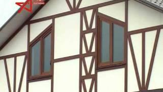 Как строят каркасные дома, щитовые дома в alfa - plus . su(, 2010-03-19T23:19:15.000Z)