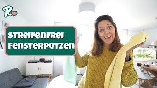 Beste Fenster Putztücher - Streifenfreie Fenster - #Vlog 1043 Rosislife