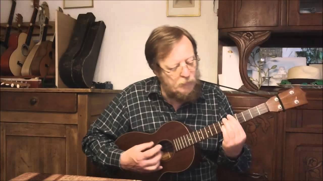 dill pickle rag martin baritone ukulele youtube. Black Bedroom Furniture Sets. Home Design Ideas