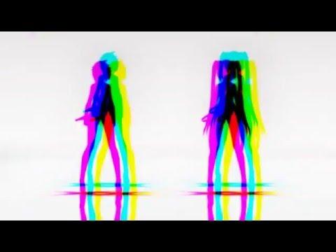 (MMD) Meg & Dia Monster
