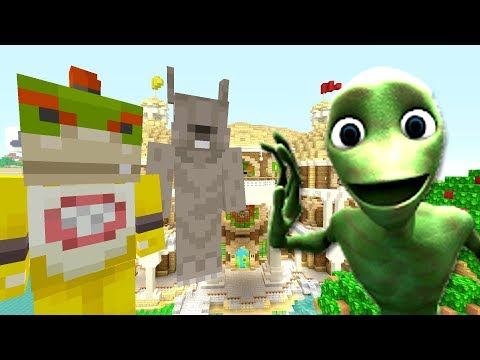 *NEVER* MESS WITH DAME TU COSITA! | Nintendo Fun House | Minecraft Switch [269]