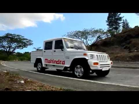 Mahindra Enforcer Feature and Review