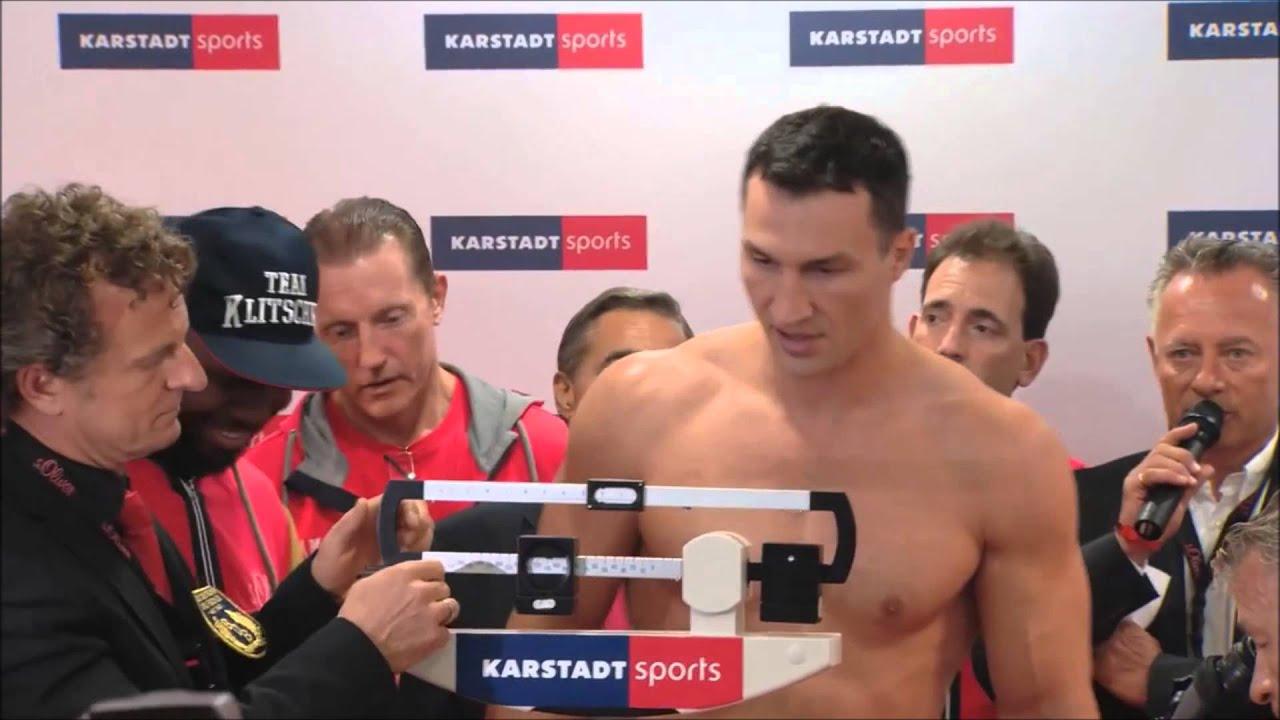 Shannon Briggs trolling Wladimir Klitschko (Compilation) - PART 2