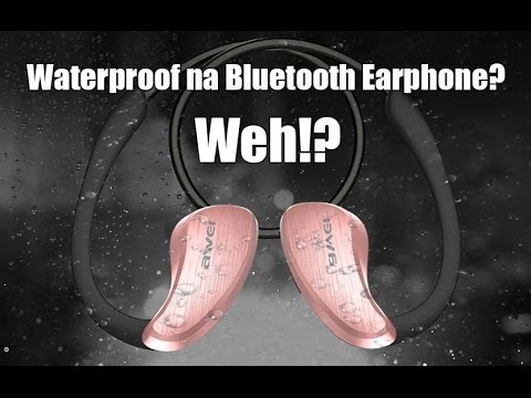 Awei A885BL Waterproof Bluetooth Earphone
