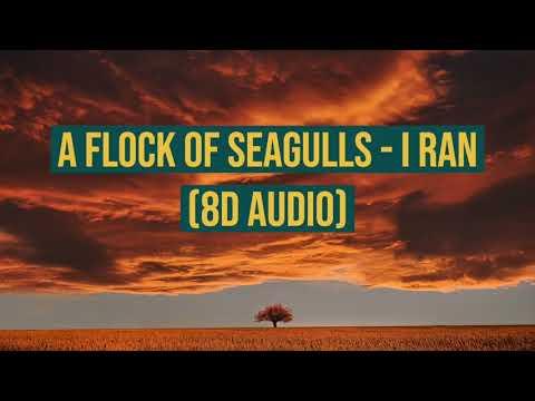 A Flock Of Seagulls - I Ran (8D Audio) mp3
