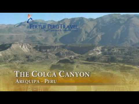 Colca Canyon Travel Guide - Arequipa Tourist Attractions