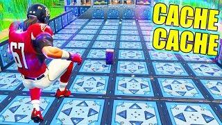 CACHE CACHE 1 MILLION JUMPS ! (Fortnite)