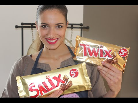 Twix / Salix - nachgemacht: Original trifft Sally / Twix Bars Recipe / how to