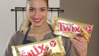 Twix / Salix - nachgemacht: Original trifft Sally / Twix Bars Recipe / how to