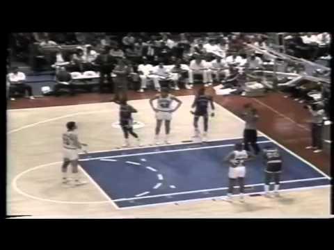 1989-90 Warriors vs. Sixers (3/8)