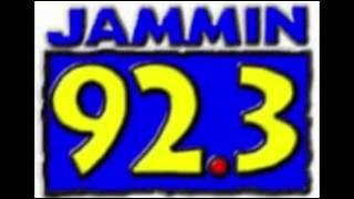 Rick Allen Jammin 92 WJMO FM Cleveland Ohio 1990 Radio Aircheck