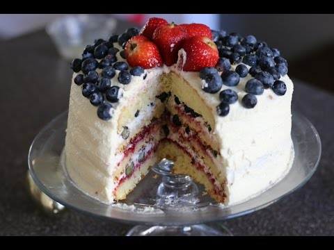 Best Chantilly Cake/Berry Chantilly Cake Recipe /Best