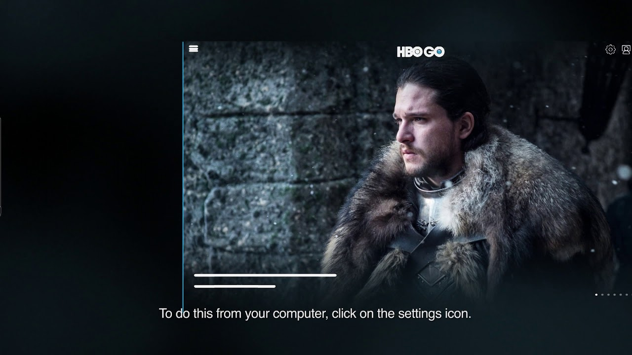 How do I activate a new device on my HBO GO account? – HBO GO