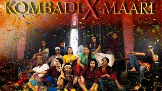 Kombadi x Maari | Exodus Artistry | Dance | Choreography | Dhinka Chika | Ringa Ringa | Chikni