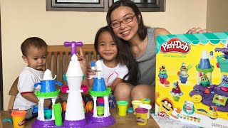 Rejeki Anak Rajin | Zara dapat Surprise Playdoh Ice Castle d...