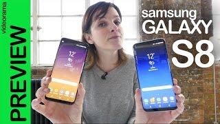 Samsung Galaxy S8 y S8+  primeras impresiones preview