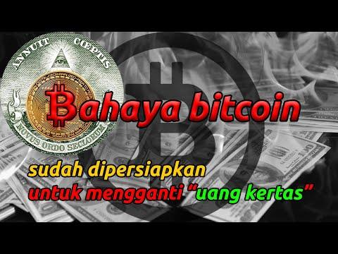 Awas! Bahaya Nyata Bitcoin - Antara Dinar Dan Bitcoin! Pengganti Uang Kertas (Bagian 2)