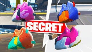SITE OF THE SECRET SKIN SECRET SINGULAR ON FORTNITE!