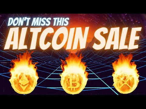 Three Altcoins I'm buying during this pullback. (HUGE DISCOUNTS)
