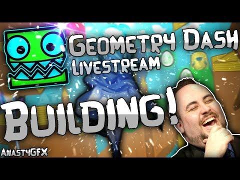 Building MazL WLC Layout - Geometry Dash 2.11