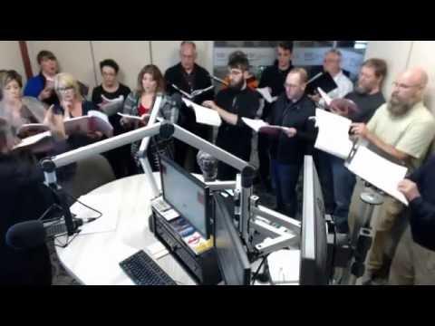 Bogoroditse Devo - Rachmaninov - Winnipeg Singers
