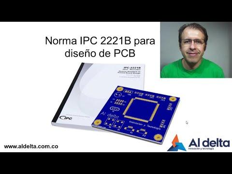 Norma IPC 2221 Para Diseño De PCB