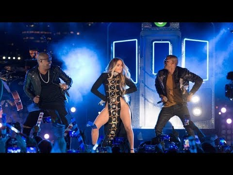 Jennifer Lopez - Ni Tu Ni Yo (Live at Macy's 4th of July Fireworks Spectacular)