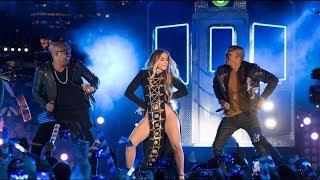 Jennifer Lopez - Ni Tu Ni Yo (Live at Macy's 4th of July Fireworks Spectacular)