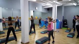 Групповой урок в Fargo fitness